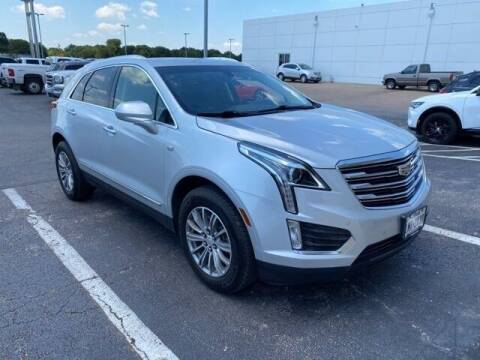 2017 Cadillac XT5 for sale at Jerry's Buick GMC in Weatherford TX