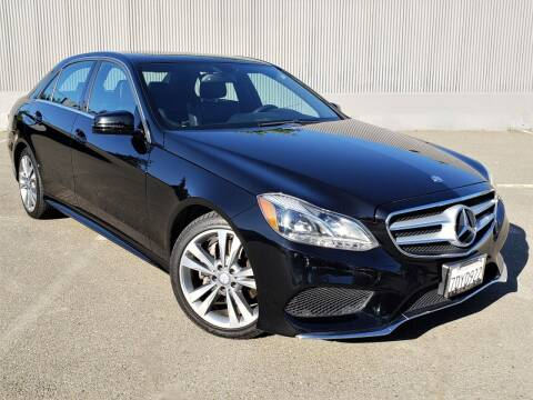 2014 Mercedes-Benz E-Class for sale at Planet Cars in Berkeley CA