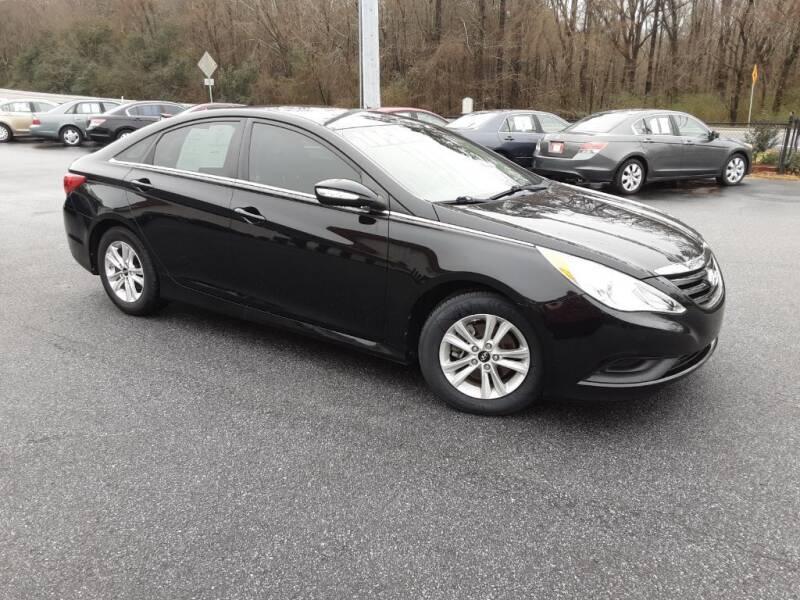 2014 Hyundai Sonata for sale at Mathews Used Cars, Inc. in Crawford GA