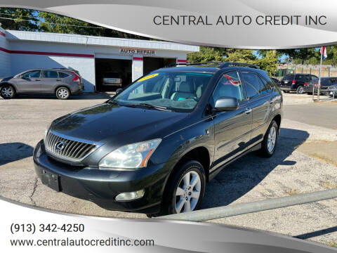 2008 Lexus RX 350 for sale at Central Auto Credit Inc in Kansas City KS
