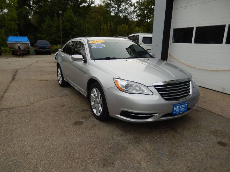 2011 Chrysler 200 for sale at East Coast Auto Trader in Wantage NJ