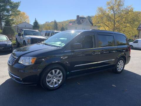 2016 Chrysler Town and Country for sale at Premiere Auto Sales in Washington PA