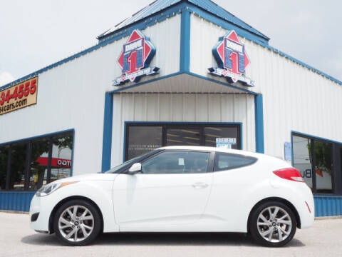 2016 Hyundai Veloster for sale at DRIVE 1 OF KILLEEN in Killeen TX