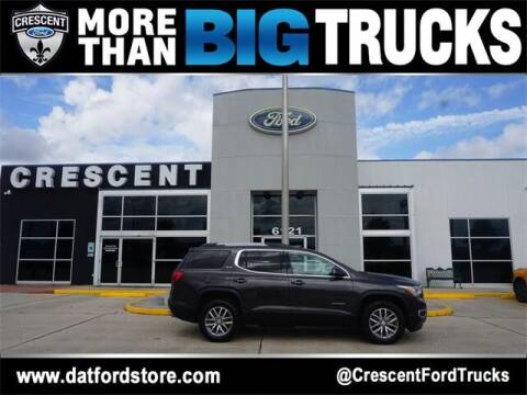 2017 GMC Acadia for sale at Crescent Ford in Harahan LA