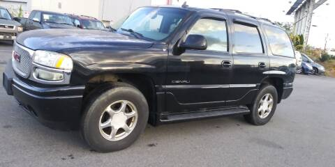 2006 GMC Yukon for sale at JG Motors in Worcester MA