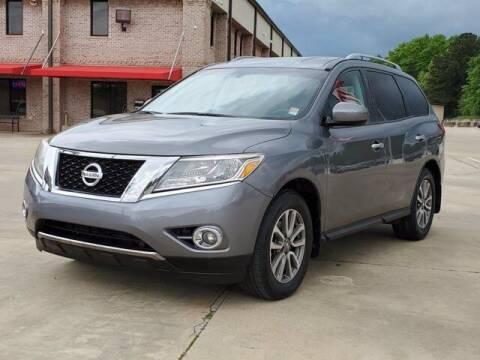 2015 Nissan Pathfinder for sale at Best Auto Sales LLC in Auburn AL