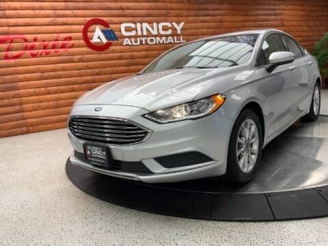 2017 Ford Fusion for sale at Dixie Motors in Fairfield OH