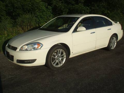 2008 Chevrolet Impala for sale at FOUR SEASONS MOTORS in Plainview MN