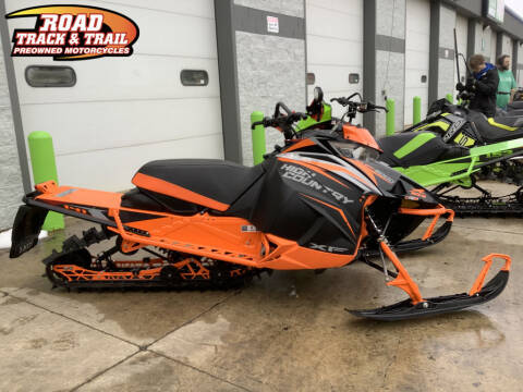 2019 Arctic Cat XF 8000 High Country 141 for sale at Road Track and Trail in Big Bend WI