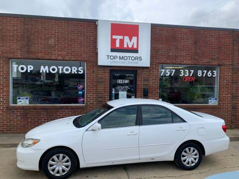 2005 Toyota Camry for sale at Top Motors LLC in Portsmouth VA