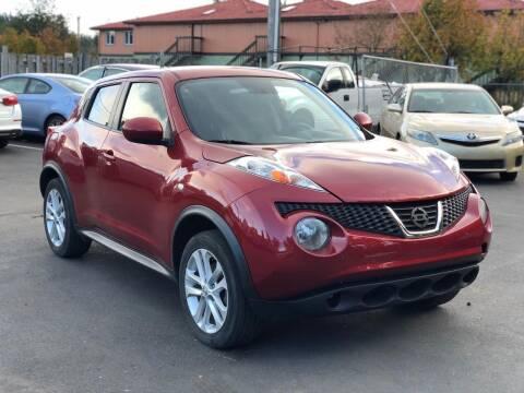2012 Nissan JUKE for sale at ALHAMADANI AUTO SALES in Spanaway WA