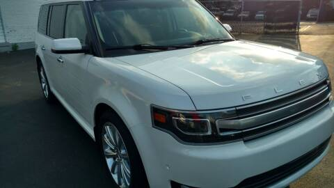 2013 Ford Flex for sale at Graft Sales and Service Inc in Scottdale PA