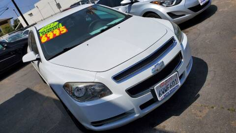 2012 Chevrolet Malibu for sale at Oxnard Auto Brokers in Oxnard CA