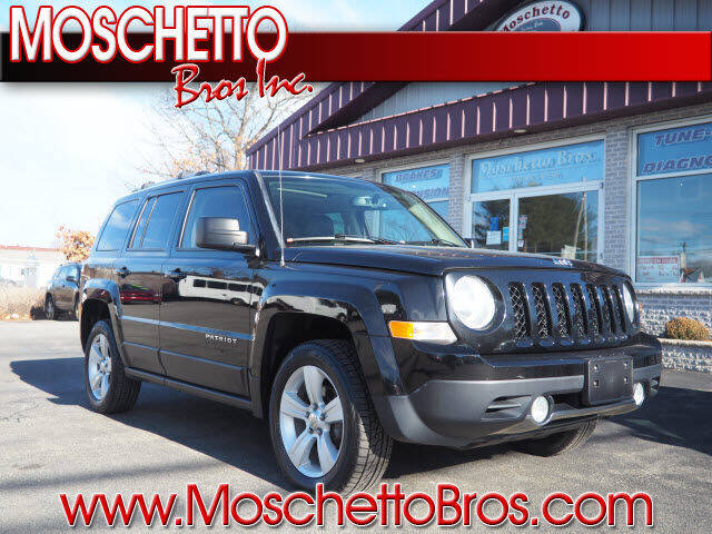 2014 Jeep Patriot for sale at Moschetto Bros. Inc in Methuen MA