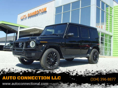 2020 Mercedes-Benz G-Class for sale at AUTO CONNECTION LLC in Montgomery AL