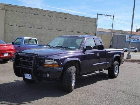 1999 Dodge Dakota for sale at Aberdeen Auto Sales in Aberdeen WA