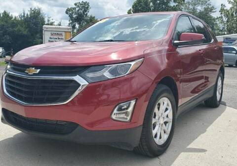 2018 Chevrolet Equinox for sale at North Florida Automall LLC in Macclenny FL
