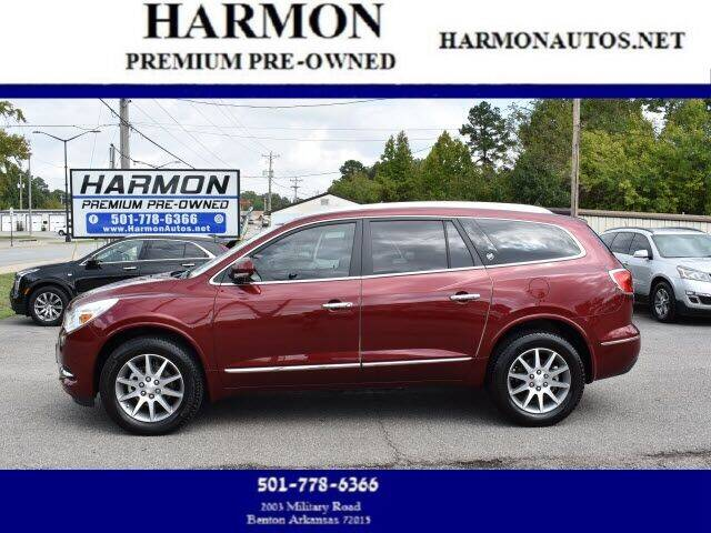 2017 Buick Enclave for sale at Harmon Premium Pre-Owned in Benton AR
