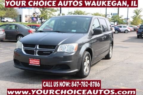 2011 Dodge Grand Caravan for sale at Your Choice Autos - Waukegan in Waukegan IL