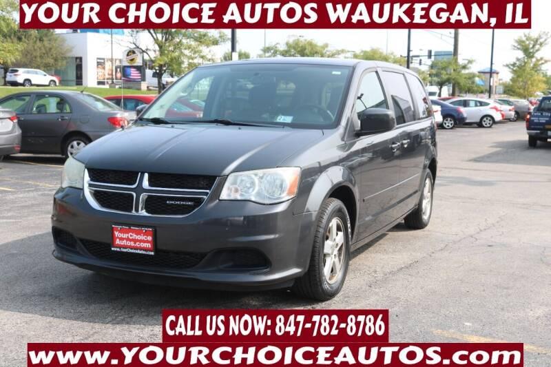 2011 Dodge Grand Caravan for sale at Your Choice Autos - Waukegan in Waukegan IL
