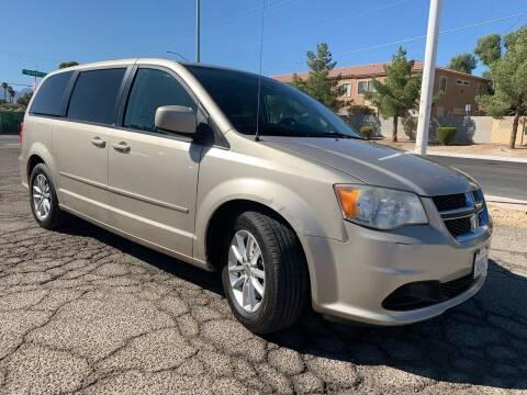 2013 Dodge Grand Caravan for sale at Boktor Motors in Las Vegas NV