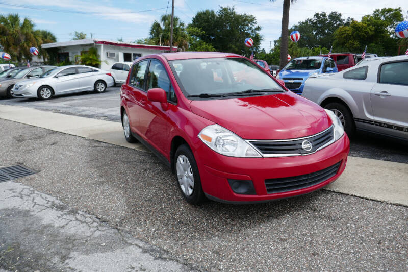 2010 Nissan Versa for sale at J Linn Motors in Clearwater FL