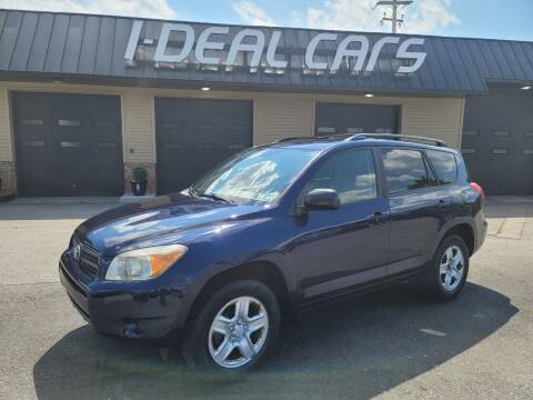 2007 Toyota RAV4 for sale at I-Deal Cars in Harrisburg PA