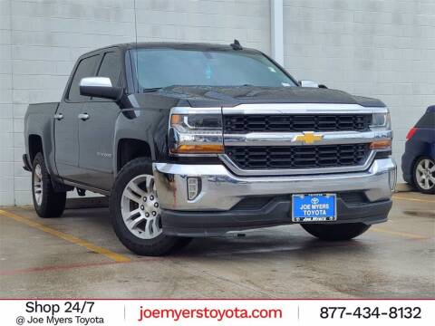 2017 Chevrolet Silverado 1500 for sale at Joe Myers Toyota PreOwned in Houston TX