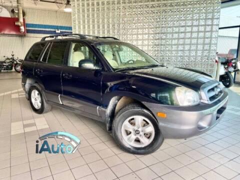 2006 Hyundai Santa Fe for sale at iAuto in Cincinnati OH