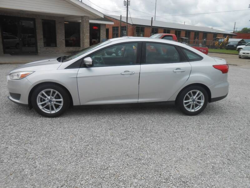2016 Ford Focus for sale at RANDY'S AUTO SALES in Oakdale LA