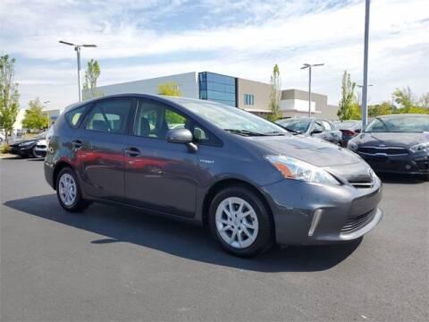2014 Toyota Prius v for sale at Southern Auto Solutions - Lou Sobh Kia in Marietta GA