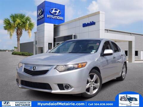 2014 Acura TSX for sale at Metairie Preowned Superstore in Metairie LA
