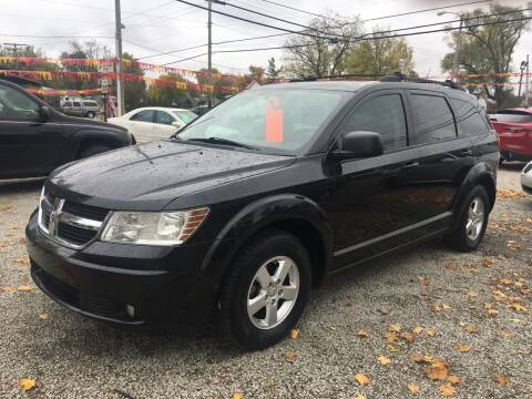 2010 Dodge Journey for sale at Antique Motors in Plymouth IN