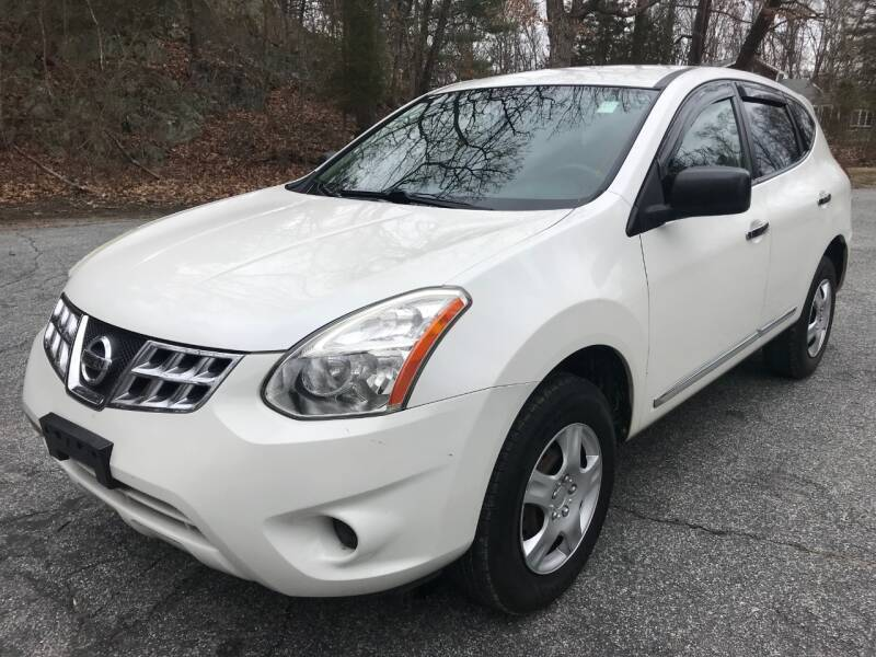 2011 Nissan Rogue for sale at Kostyas Auto Sales Inc in Swansea MA