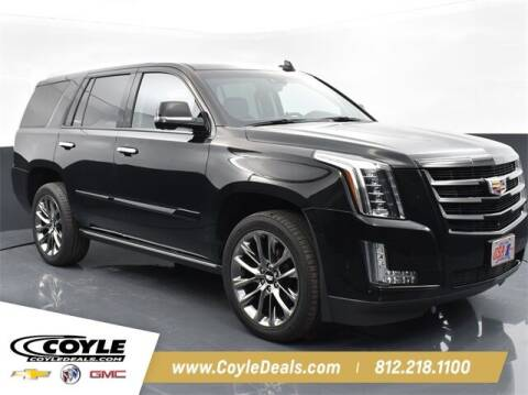 2019 Cadillac Escalade for sale at COYLE GM - COYLE NISSAN in Clarksville IN