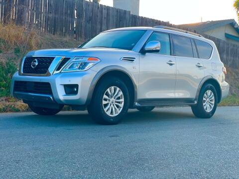 2019 Nissan Armada for sale at Elite Car Center in Spring Valley CA