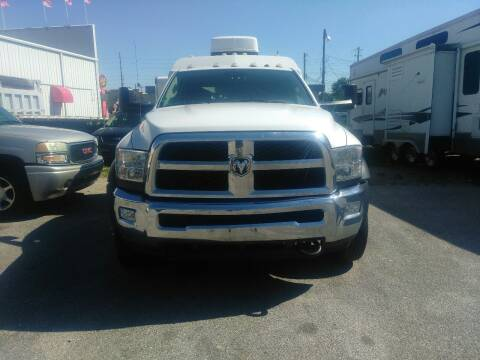 2017 RAM Ram Chassis 5500 for sale at AUTOPLEX 528 LLC in Huntsville AL