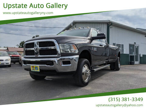 2014 RAM Ram Pickup 3500 for sale at Upstate Auto Gallery in Westmoreland NY