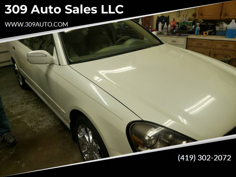 2002 Infiniti Q45 for sale at 309 Auto Sales LLC in Harrod OH