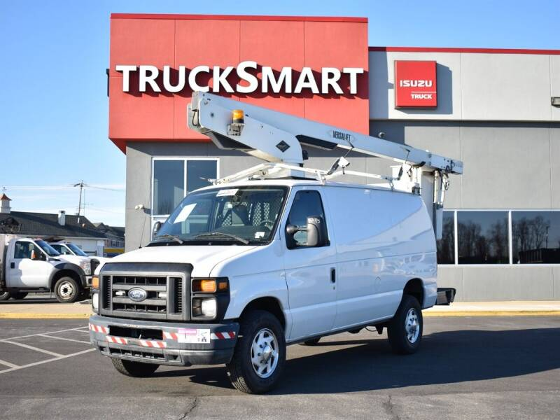 2011 Ford E-Series Cargo for sale at Trucksmart Isuzu in Morrisville PA