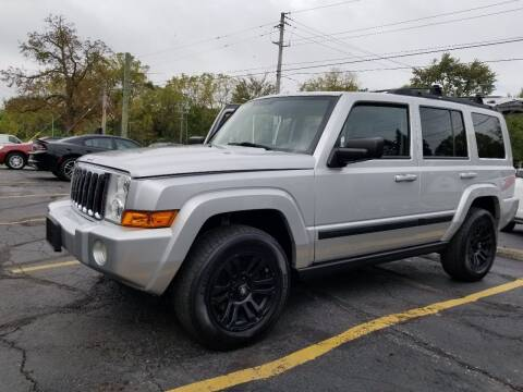 2009 Jeep Commander for sale at DALE'S AUTO INC in Mount Clemens MI