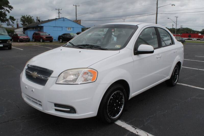2011 Chevrolet Aveo for sale at Drive Now Auto Sales in Norfolk VA