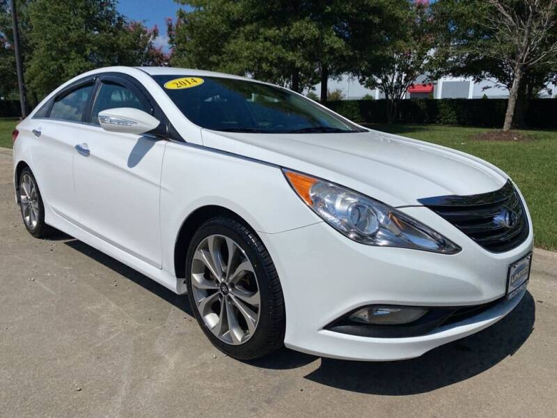 2014 Hyundai Sonata for sale at UNITED AUTO WHOLESALERS LLC in Portsmouth VA