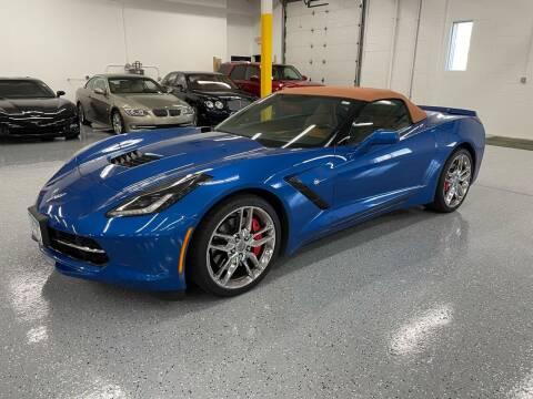 2015 Chevrolet Corvette for sale at The Car Buying Center in Saint Louis Park MN