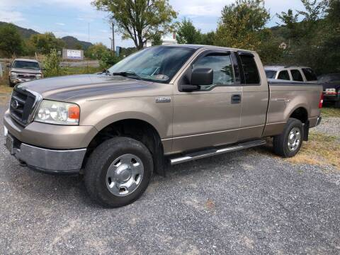 2004 Ford F-150 for sale at George's Used Cars Inc in Orbisonia PA