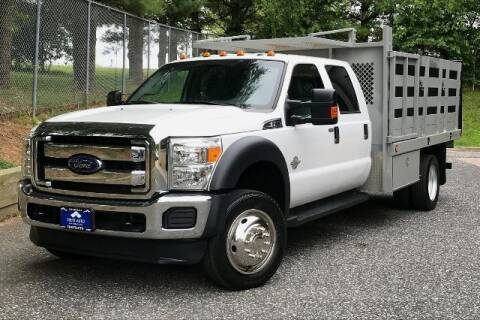 2016 Ford F-550 Super Duty for sale at TRUST AUTO in Sykesville MD