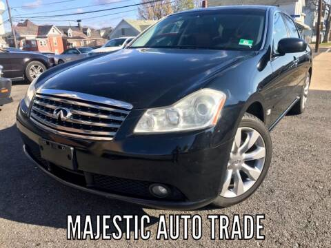 2007 Infiniti M35 for sale at Majestic Auto Trade in Easton PA