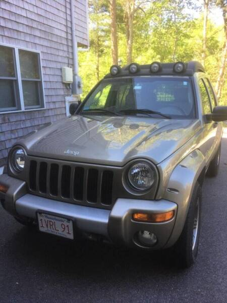 2004 Jeep Liberty for sale at MY USED VOLVO in Lakeville MA
