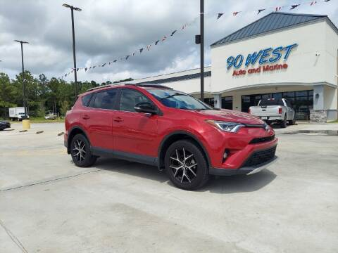 2016 Toyota RAV4 for sale at 90 West Auto & Marine Inc in Mobile AL