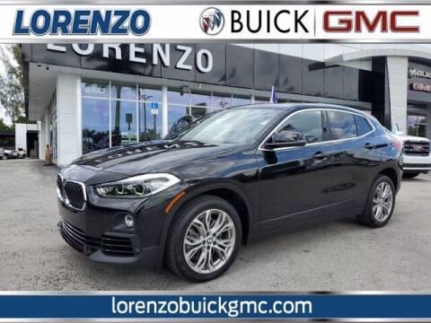 2019 BMW X2 for sale at Lorenzo Buick GMC in Miami FL